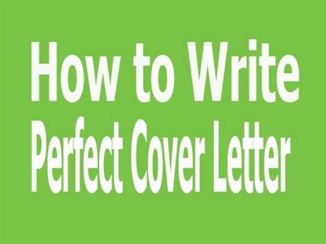 How to write a cover letter dietitian